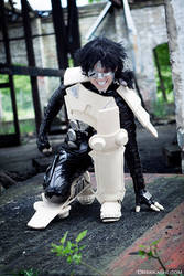 Cosplay Photoshoot - Sechs: Battle Angel Alita (4)