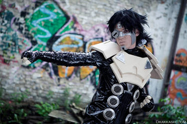 Cosplay Photoshoot - Sechs: Battle Angel Alita (5)