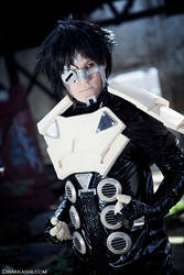 Cosplay Photoshoot - Sechs: Battle Angel Alita (6)