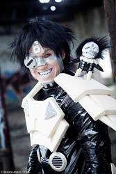 Cosplay Photoshoot - Sechs: Battle Angel Alita (8)
