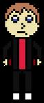 8-Bit Connor by TinySoilder681