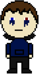 DT Sprites - Brilly (FORWARD FACING) [Gift] by TinySoilder681