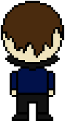 DT Sprites - Brilly (BACK FACING) [Gift] by TinySoilder681