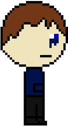 LDT Sprites - Brilly (LEFT FACING) [Gift] by TinySoilder681