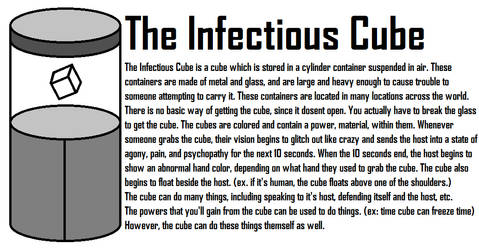 The Infectious Cube: Information by TinySoilder681