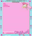 Kawaii Nurse v.1 Postcard by GloomyBearCo