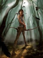 Tomb Raider Rises by alannahowe