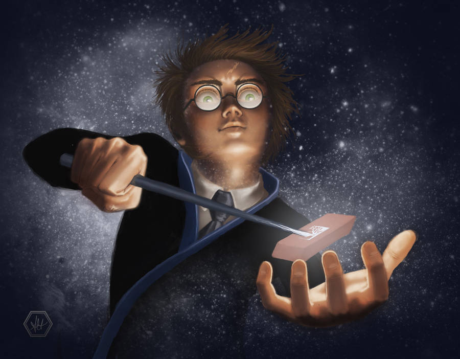 Harry Potter and the Methods of Rationality by alannahowe