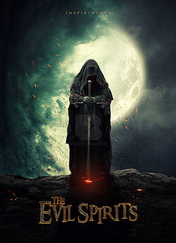 The Evil Spirits Photo Manipulation Tutorial