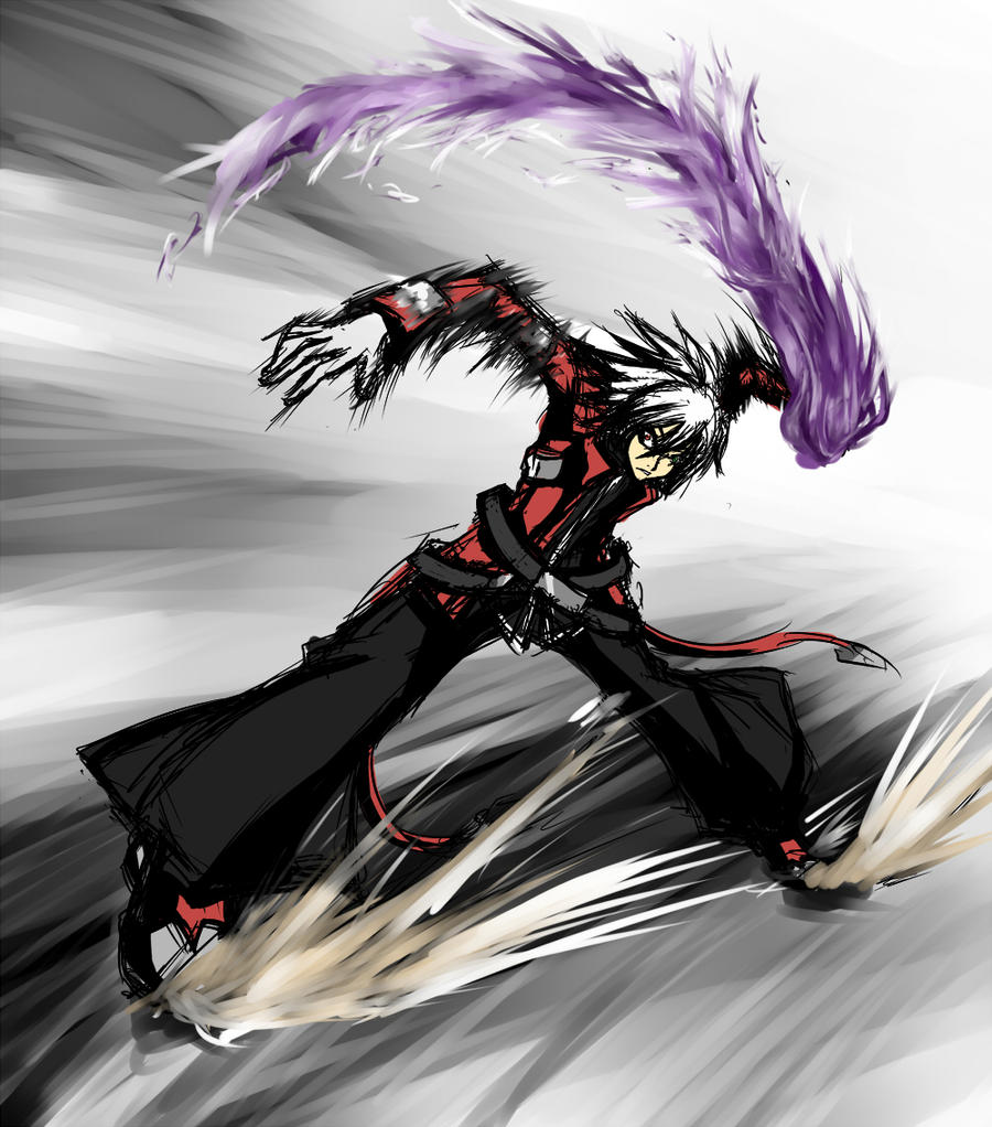 Ragna The Bloodege by Eroji