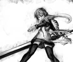 SwordMaster? by Eroji
