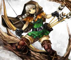 Elf by Eroji