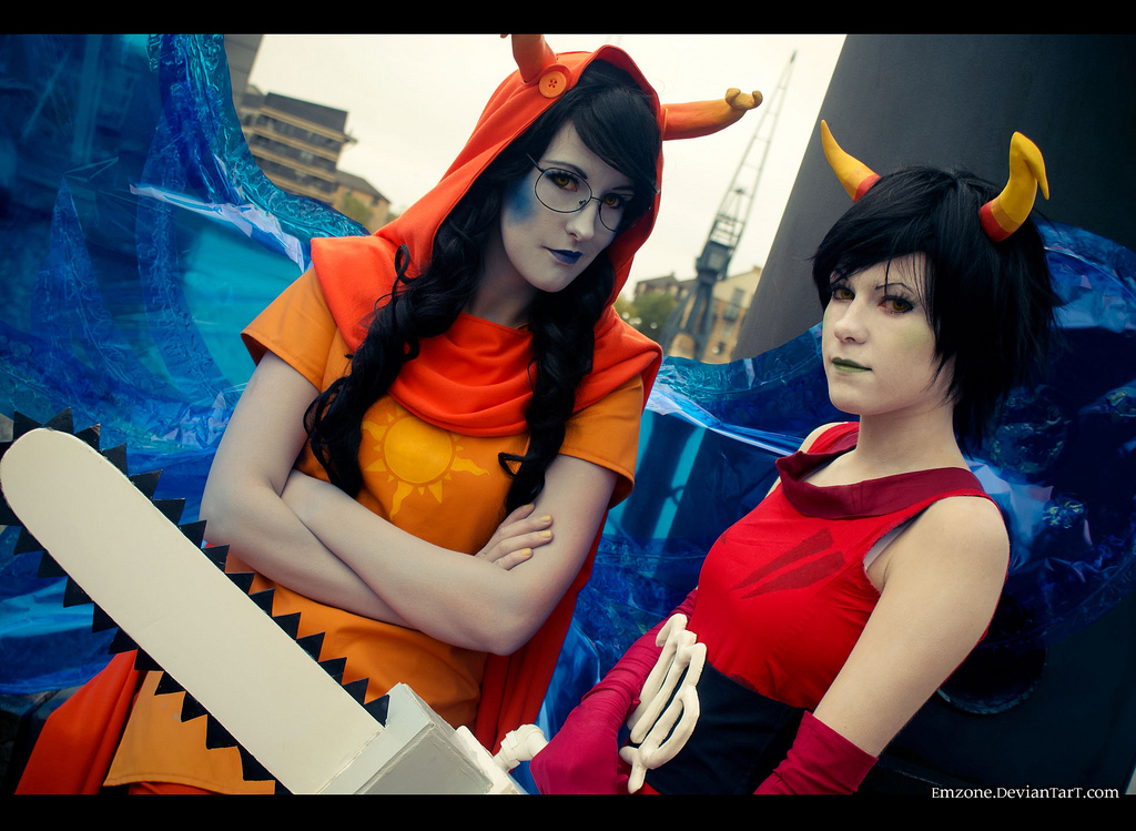 [SPOILERS] Los mejores cosplays Flushing_pale_by_felixize-d4jyyz2