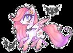 Pastel Goth Sakura {PC}