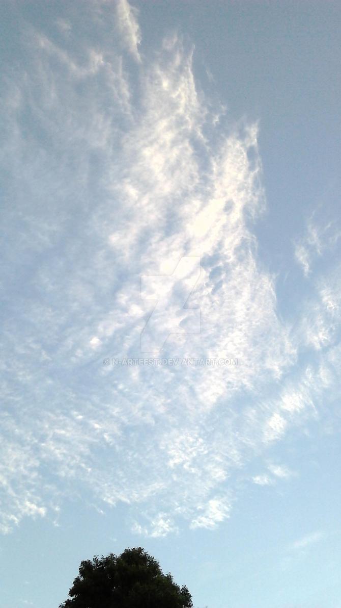 Cloudscape 6 by N-arteest