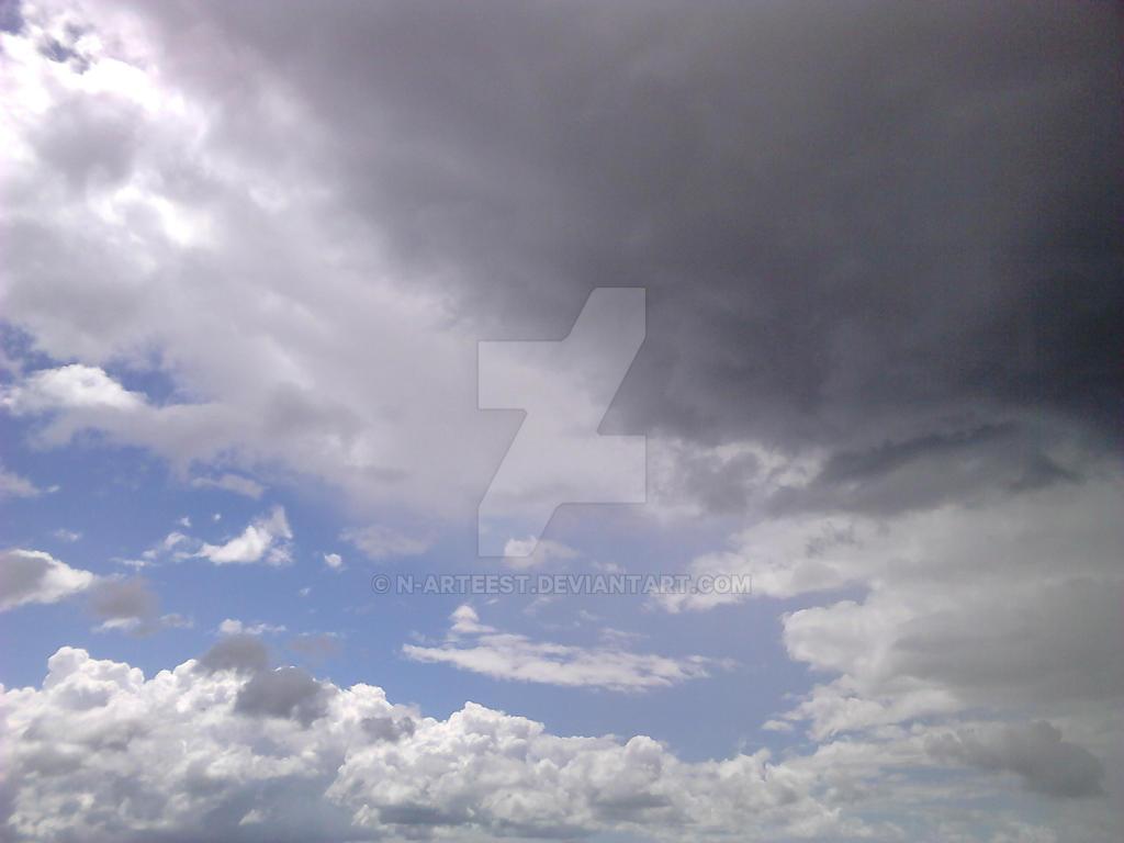 Cloudscape 7 by N-arteest