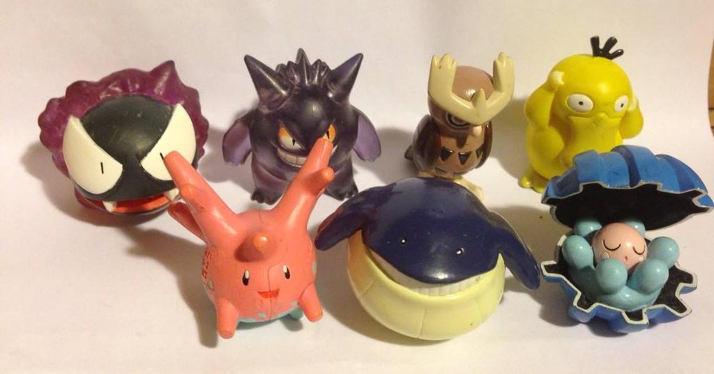 Pokemon Tomy Figures for sell by stephobetch on DeviantArt Wailmer Wallpaper