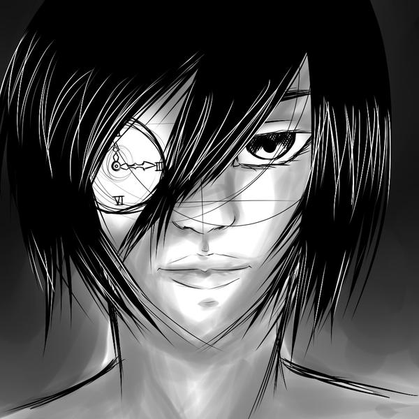 Clockwork Eye by oofuchibioo