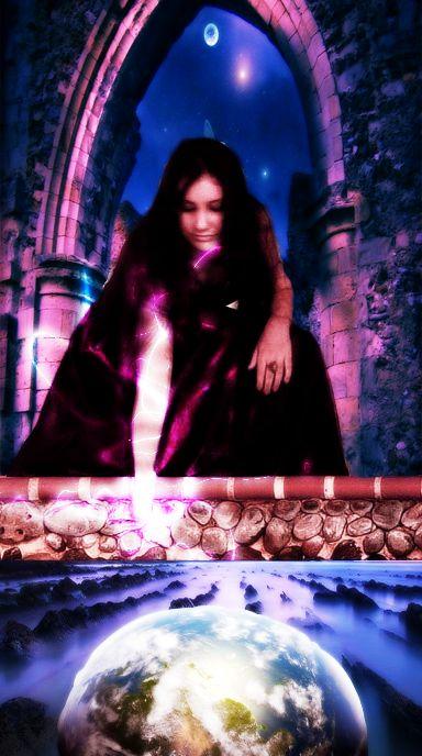 Fantasy's World by tamppunk