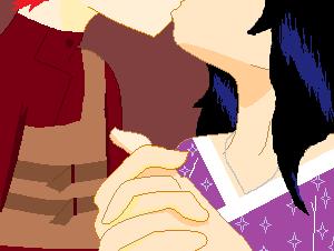 Gaara and Kay by Doodlepop212