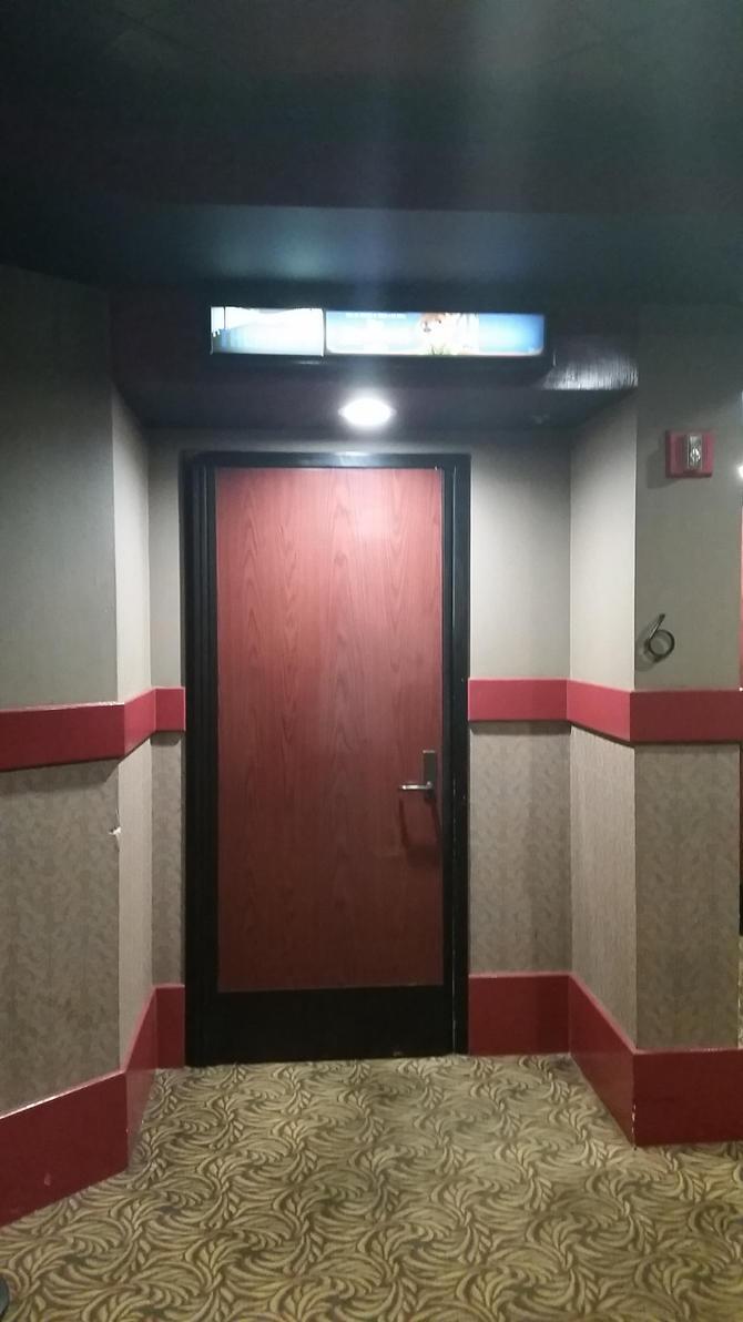 Zootopia Theater Door With Mylar by Sc&4553 ... & Zootopia Theater Door With Mylar by Scamp4553 on DeviantArt