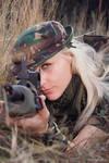 Military girl I