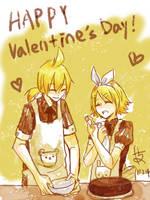 Happy valentine's day by lancelot-73