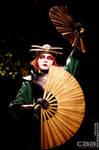 Suki, the Kyoshi Warrior