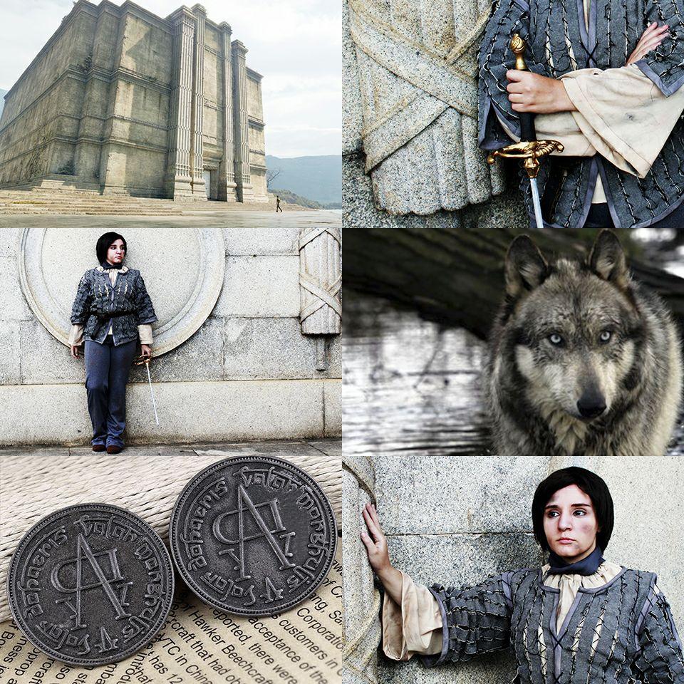 Arya Stark Cosplay Aestethic by TaryBelmont