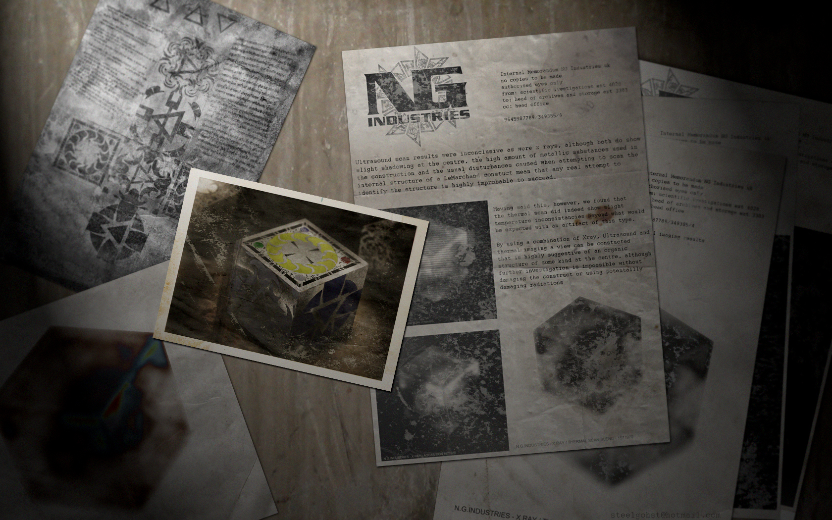 The Zosimus Documents