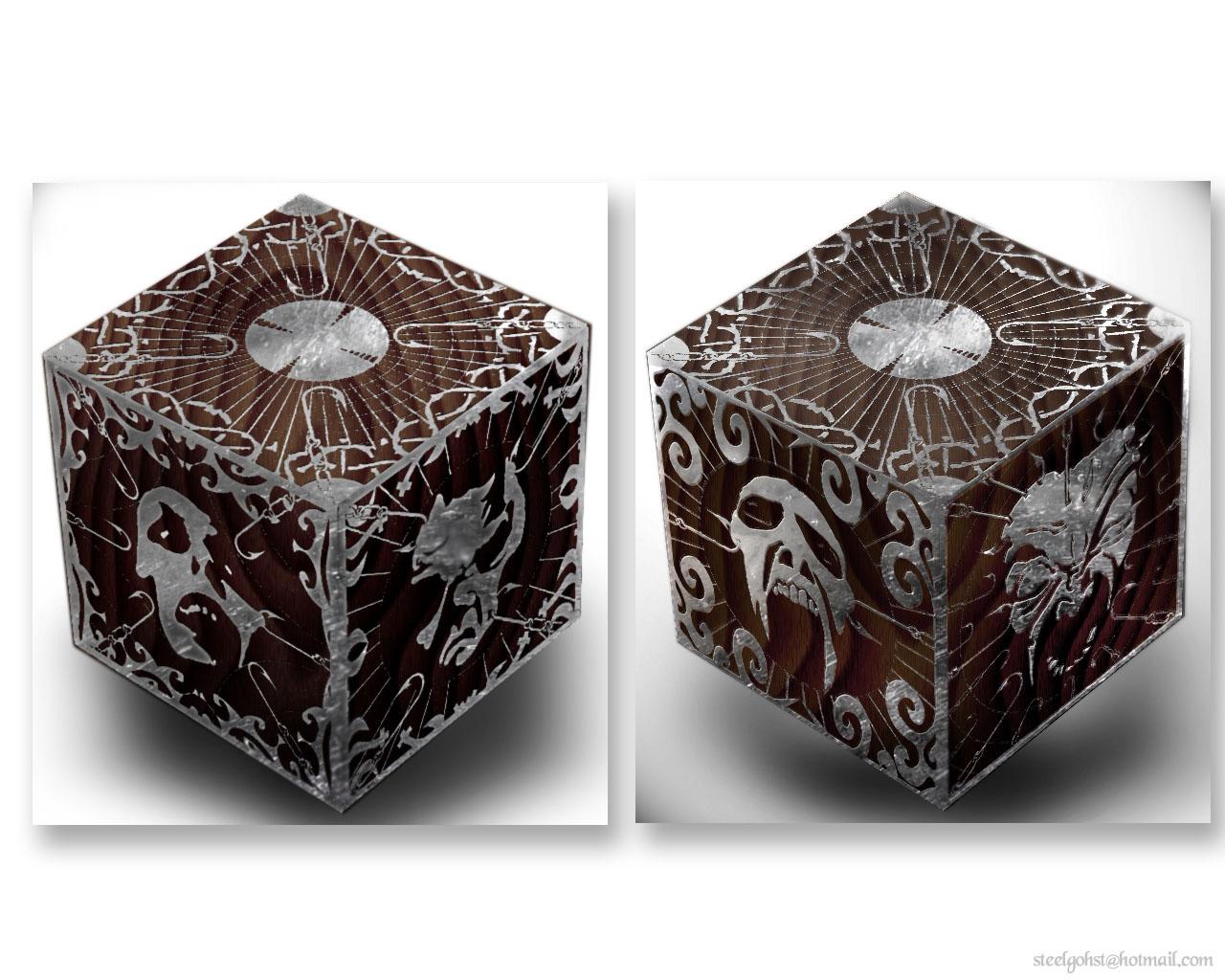 the Box of Pleasures