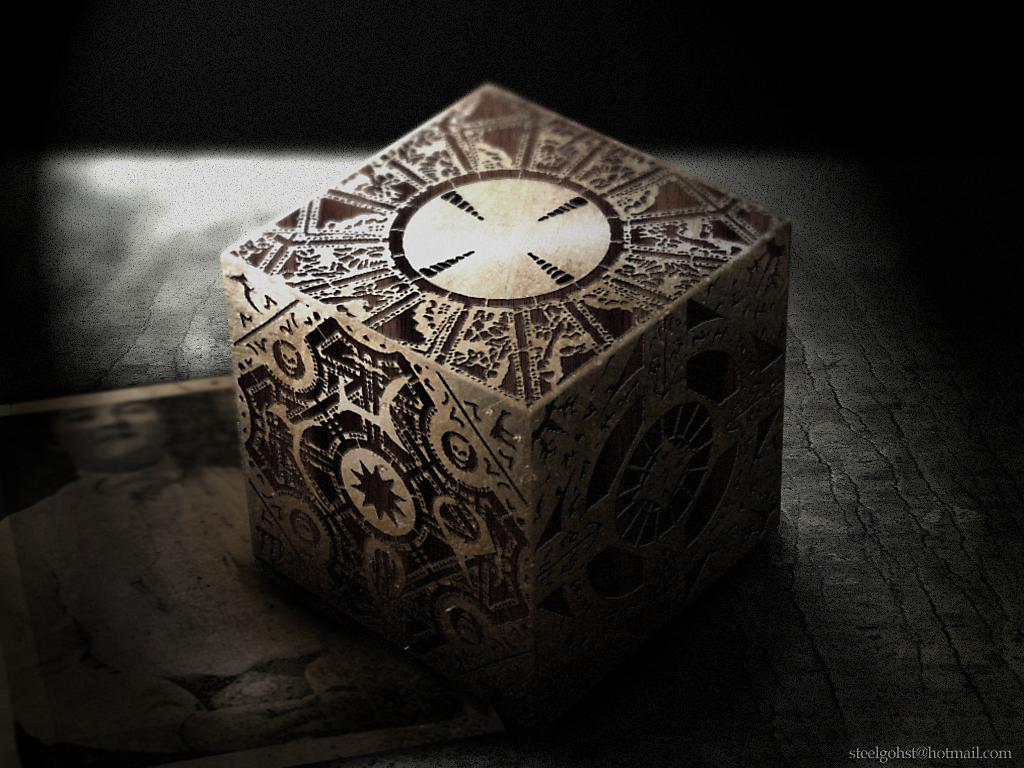 Box of grief -  distress confi
