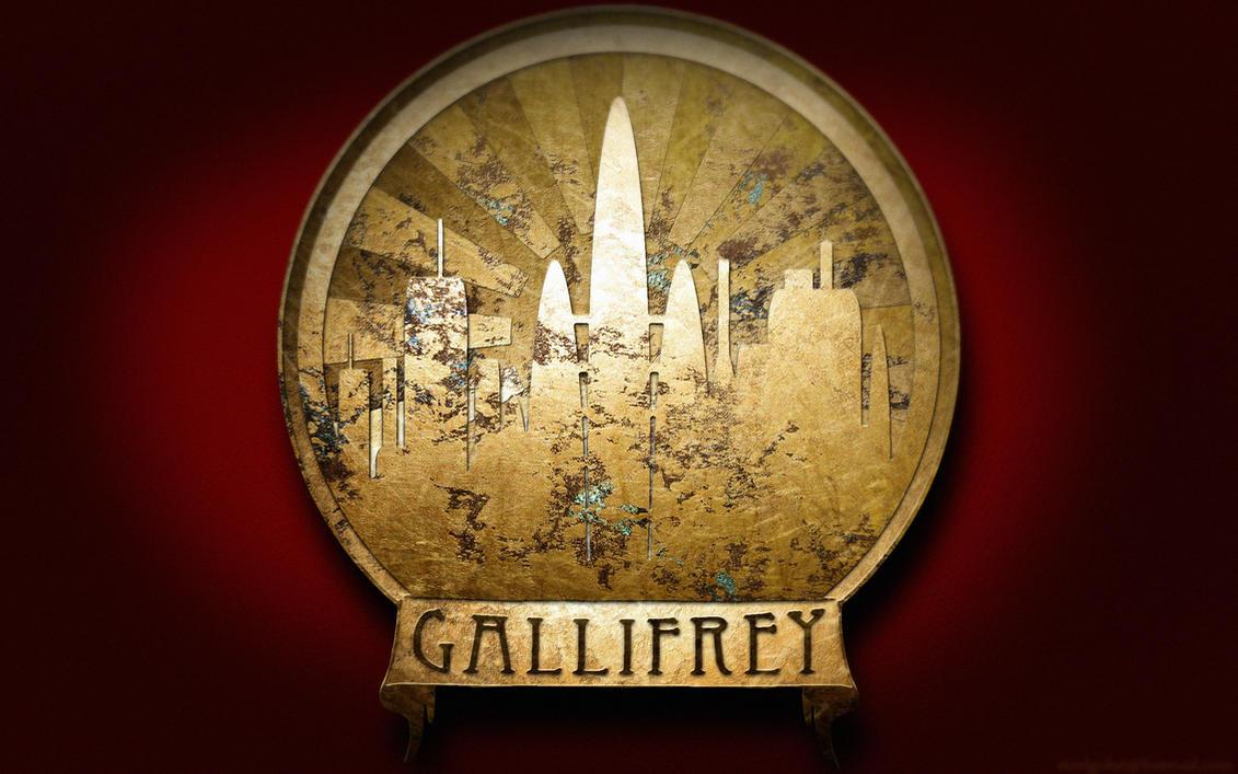 Gallifrey by steelgohst