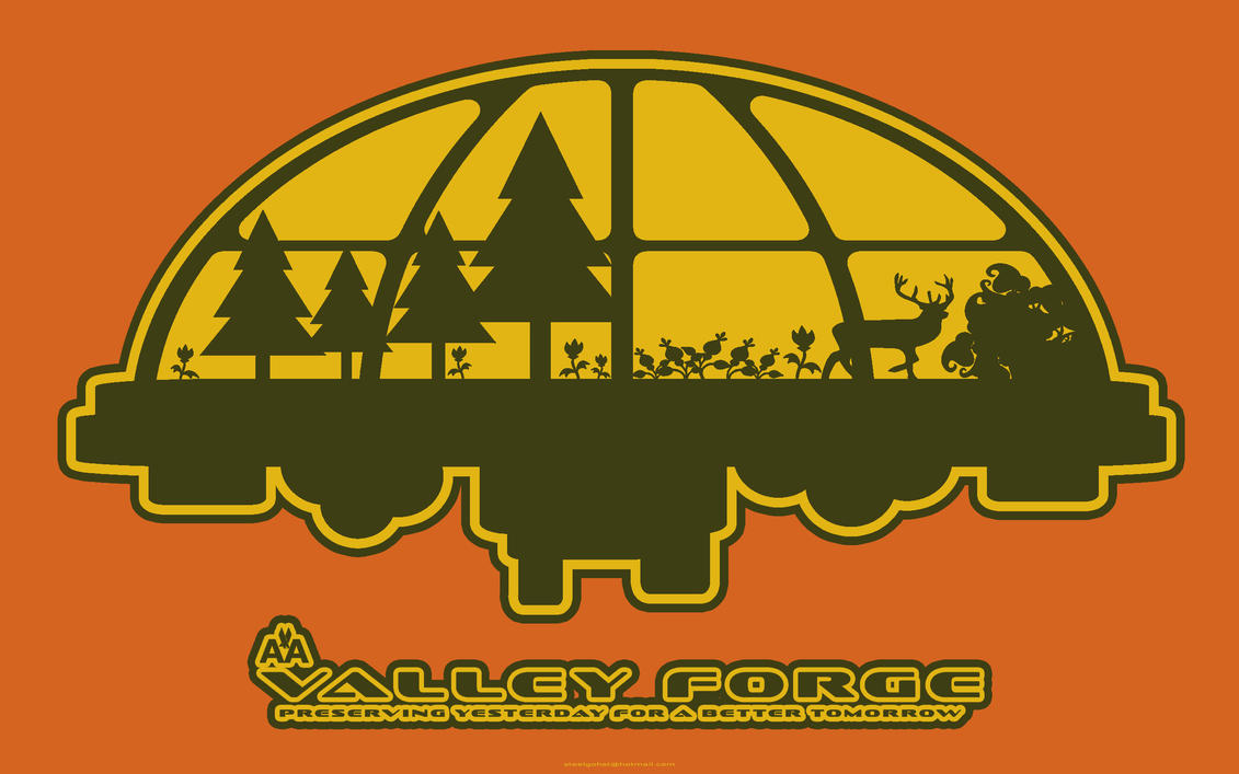 Valley Forge - clean version - by Steelgohst by steelgohst