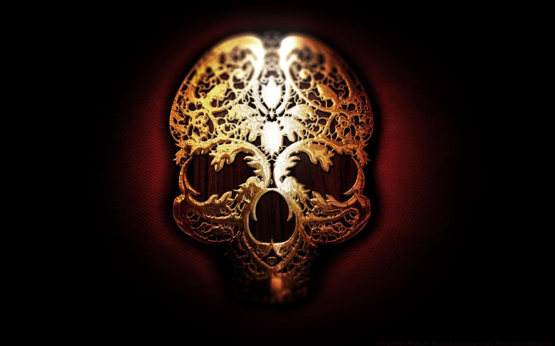 steelgohst skull by steelgohst