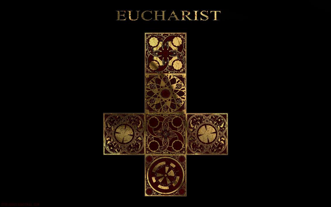 Eucharist wallpaper by steelgohst