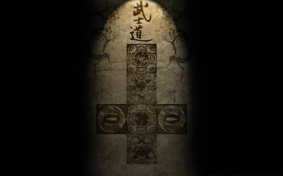 'Bushido' Parchment