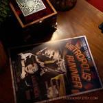 Metropolis Runner 'NeverWere' Poster