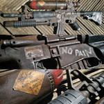 post apocalyptic M16 2