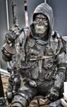post apocalyptic costume V1