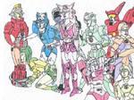 Female Transformers