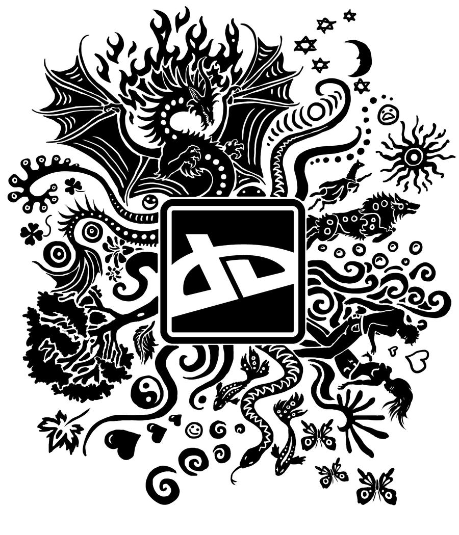 Design t shirt art -  T Shirt Design By Sunima
