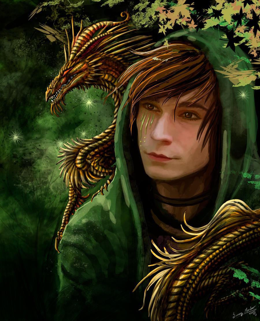 Magician boy by SunimaFantasy Young Prince