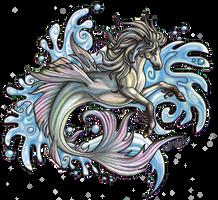 Hippocampus by Sunima