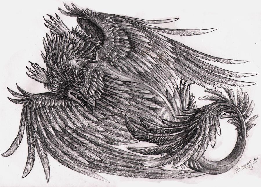 Draco Ornamentalis by Sunima