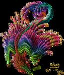 Quetzalcoatl by Sunima