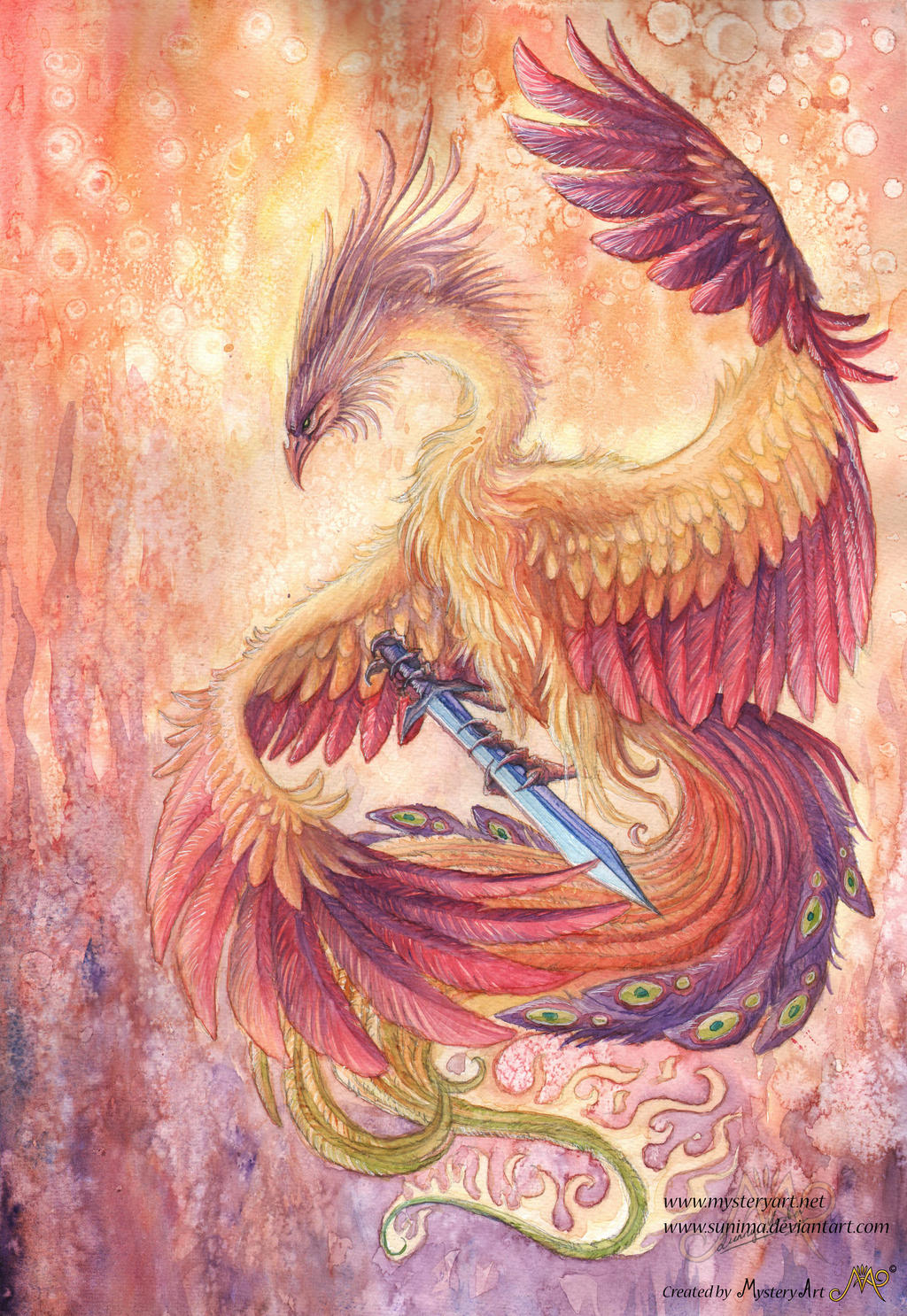 The phoenix s sword by Sunima The phoenix s sword by Sunima. The phoenix s sword by Sunima on DeviantArt