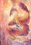 The phoenix's sword