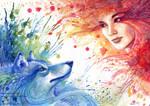 La ulven leve by Sunima