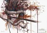 Skyter uten syn by Sunima